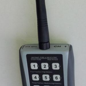 UHF Transmitters (narrow band)